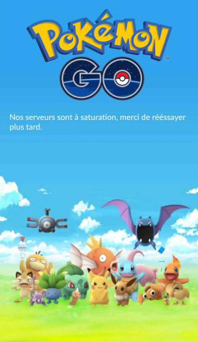 pokemon-go-serveur-saturés