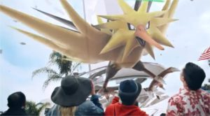 Pokemon cadeau mystere 2017