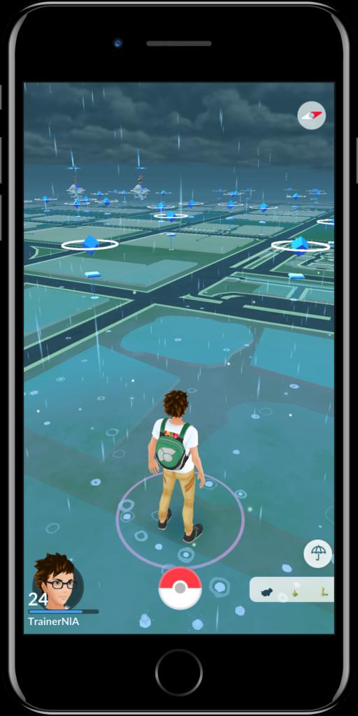 pluie-meteo-pokemon-go