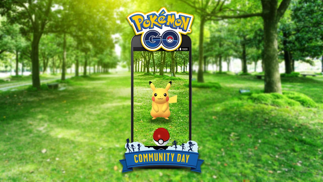 community-day-pokemon-go